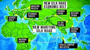 """China's New """"Silk Road"""": Future MEGAPROJECTS - YouTube"""