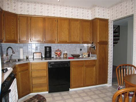 1980 s kitchen makeover kitchen makeover going for the gut atwell staged home 1044
