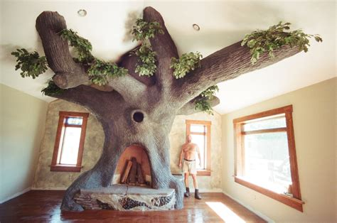 rumford fireplaces and how they are made custom oak tree rumford fireplace by hopson design
