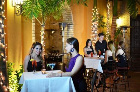 el patio de guerra mcallen the patio on guerra lunch or dinner picture of the