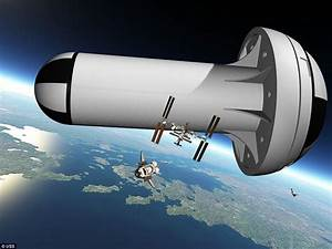 Could this $300 billion 'space mushroom' replace the ISS ...