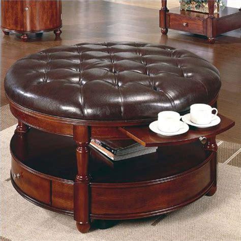 black leather ottoman coffee table inspiring black leather ottoman coffee table for your