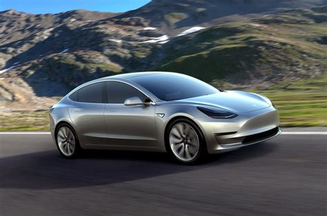 2018 Tesla Model 3 Reviews And Rating