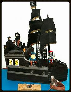 Black Pearl Lego - CakeCentral.com