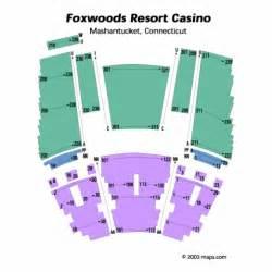 Mgm Grand Garden Arena Capacity by Foxwoods Resort And Casino Seating Chart Foxwoods Resort