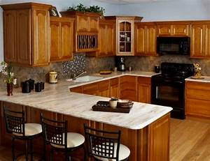 Go Rustic with Hickory Cabinets For Fall, Pt 1 The RTA