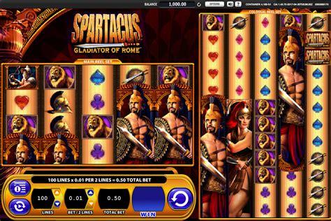 gladiator spartacus rome slots