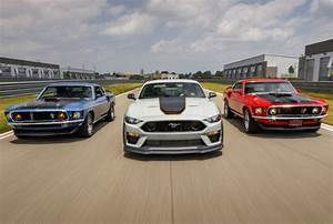 2021 Mustang Mach 1 Is Back with Impressive Specs & A Decent Price