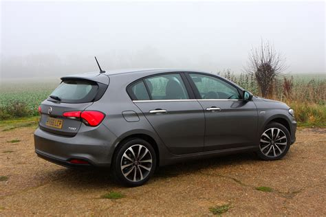 Fiat Tipo Hatchback 2018 Buying And Selling Parkers