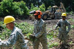 New York Army National Guard Engineers Working on the Old ...