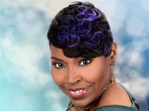 short hairstyles  black women archives universal