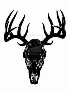 Deer Skull Clipart - Clipart Suggest