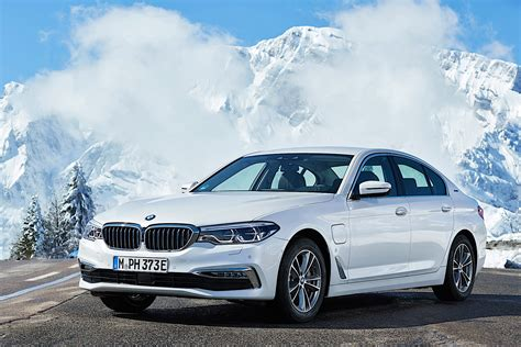 Bmw 530e Iperformance Unveiled, It's A Phev With 252 Hp