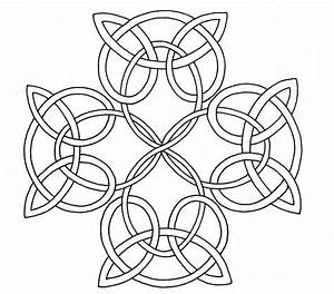 Celtic Design Coloring Pages - Coloring Home