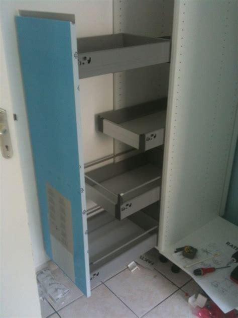 colonne ikea cuisine meuble colonne frigo ikea