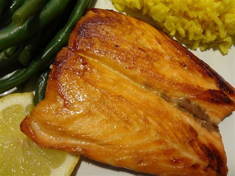 baking salmon in oven easy oven baked salmon