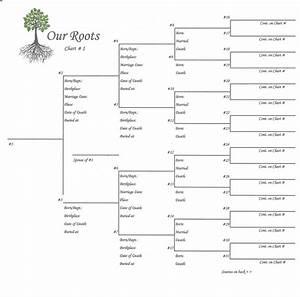 Our Roots  U2013 8 U2033 X 8 U2033  U2013 Pedigree Chart 1