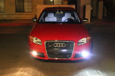 hid fog lights halogen vs audi a4 b7 s4 light bulbs headlight guide cars fogs
