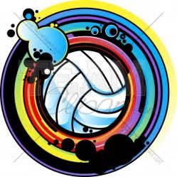 Volleyball Ball Clip Art Designs