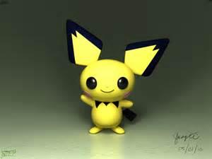 Go Pichu Pokemon