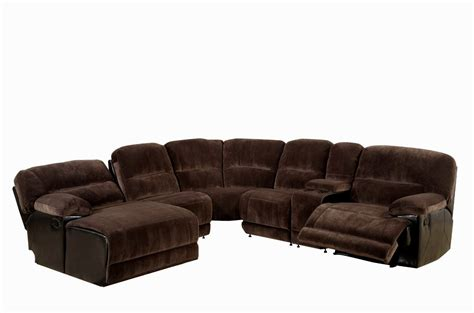 Loveseat With Chaise Lounge by Sectional Reclining Sofa Sale Reclining Sectional Sofas