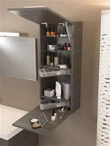 Meuble Pour Petit Espace : quel meuble de rangement pour la salle de bains ~ Premium-room.com Idées de Décoration