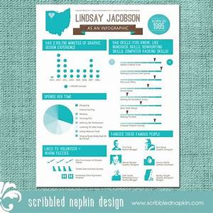 49 best infographic resume images on pinterest page With infographic resume