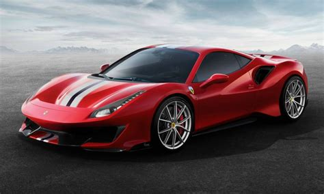 Ferrari 488 Pista Kicks 488 Gtb Up A Notch To Take On