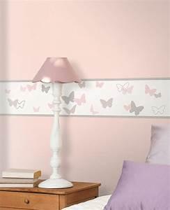 Tapeten Bordüre Kinderzimmer : die bord re butterfly rosa von as creation ~ Eleganceandgraceweddings.com Haus und Dekorationen
