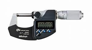 Mitutoyo Digital Caliper Parts List