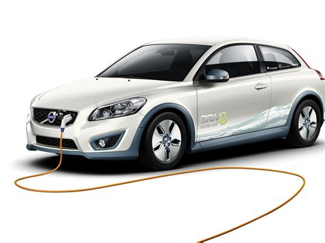Electric Car by Car Pictures Volvo C30 Electric Car 2011