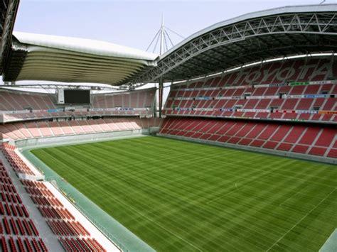 Stadium Toyota by Toyota Stadium Football Travels With Ross