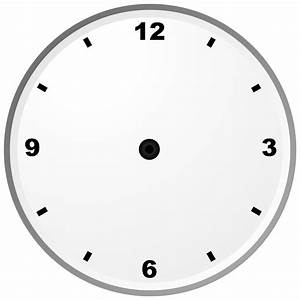 "Search Results for ""Blank Clock Face"" – Calendar 2015"