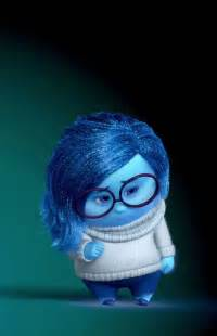 Sadness Inside Out Pixar
