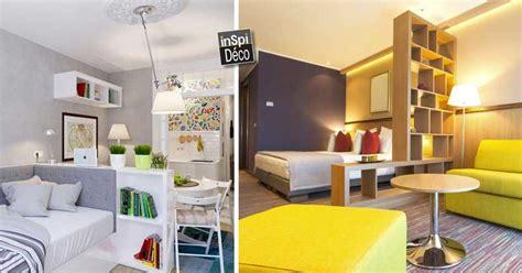 salon et cuisine dans la meme salon et chambre dans la même pièce 20 idées pour aménager