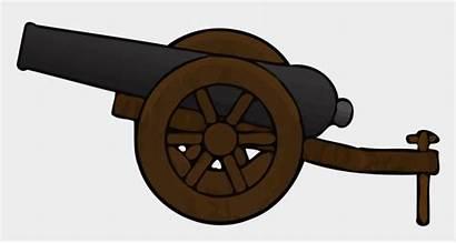 Cannon Canon Clip Clipart Pinclipart Svg Transparent