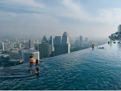 Singapore Hotel With Infinity Pool On Rooftop Image Roof Top Infinity Pool Jacuzzi Picture