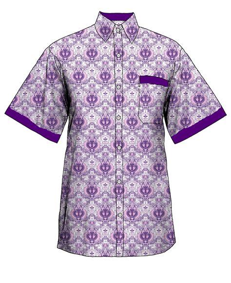 model baju batik seragam sekolah modern terbaru