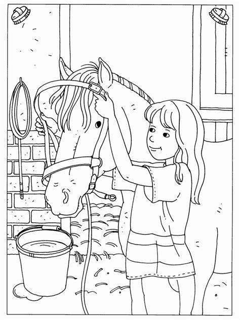 Ken Zonder Kleurplaat by Paarden Kleurplaten Leuk Voor Kleurplaten