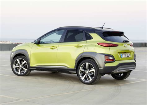 Hyundai Kona is a new compact crossover from Korea   Torque