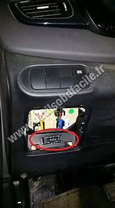 Obd2 Connector Location In Kia Carens  2006