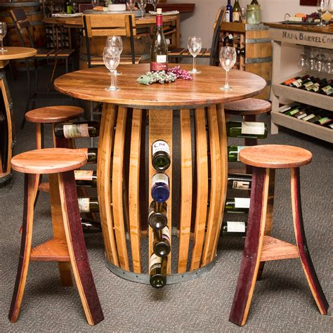 pub table with wine rack bar table with wine rack wine rack table to save and