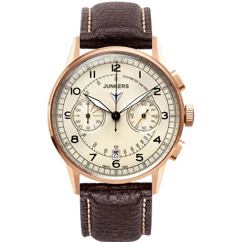 Junkers 6972-1 Aviation watch - G38