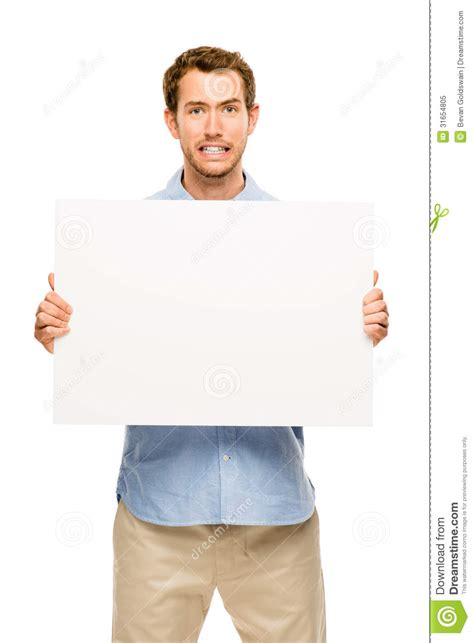 a frame plans showing empty space white placard royalty free stock