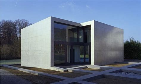 Moderne Haus Zuerich by Ken Architekten Z 252 Rich Architekten Architektur