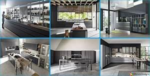 Cucine Nere di Design: 30 Modelli che vi Conquisteranno MondoDesign it