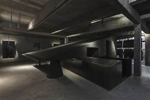 Gallery, Of, Hangzhou, An, Interior, U0026, 39, S, Black, Cant, System, Named, World, U0026, 39, S, Best, Interior, Of, 2016