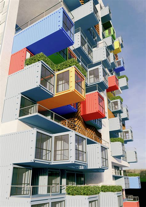 Shipping Container Architecture - is There Anything They