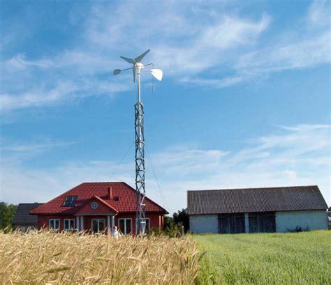 Ветрогенераторы 5 КВт купить в интернет магазине
