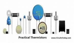 Thermistor - Working  Types